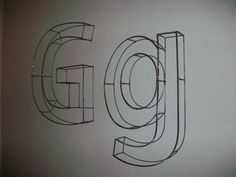 Three dimensional welded wire letters 20 inches tall from A To Z. Alphabet letters available in upper and lower case. Would you like to see this in your favorite font? Send me a sample of the font you like. Wire Letters, Alphabet Letters, Peacock Wall Art, Welding Shop, Alphabet Design, Jewelry Drawing, Typography, Lettering, Letter Wall