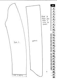 Ayuda Gobernante para la elaboración de la cadera y la cintura.