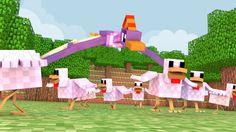 O devorador de galinhas Pterossauro! - Fazenda #30