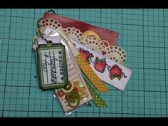 Paper Charms for Pocket Letters, Planners, Journals - YouTube