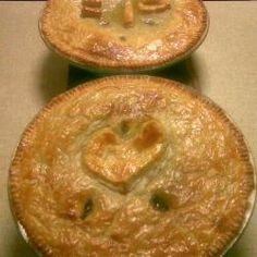 Chunky Pepper Steak Pie @ allrecipes.com.au