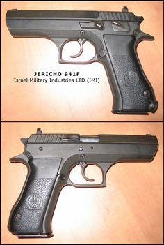 Jericho941F 1 - יריחו (אקדח) – ויקיפדיה