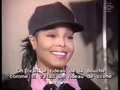 Janet Jackson interview Tour 1990 Janet Jackson, Interview, Tours, Youtube, English, Stage Curtains, English English, English Language, Youtubers
