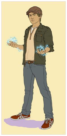 Victor from The Runaways - Rodin Esquejo