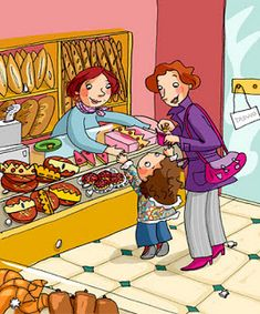More illustrations from the Mini Mysteries book for American Girl!