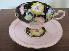 Paragon China Teacup and Saucer from the 30's-40's...