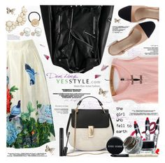 """""""My Fashion & Beauty Diary"""" by katjuncica ❤ liked on Polyvore featuring Chicsense, Glamiz, DaBaGirl, Beauty, yesstyle and prefall"""