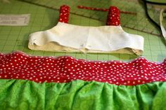 How to sew a Ruffle Dress