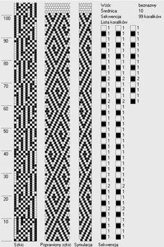 off loom beading techniques Crochet Necklace Pattern, Crochet Beaded Bracelets, Bead Crochet Patterns, Beading Patterns Free, Bead Crochet Rope, Beaded Jewelry Patterns, Loom Bracelet Patterns, Beading Techniques, Bead Jewellery