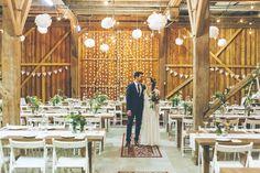 Weniger Ist Mehr Sommerliche Tischdekoration Zur Hochzeit Mit