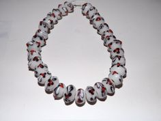 Beads Lampworked glass beadsabstract designs 5m by beaderbeads, $4.00