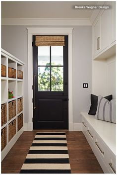 Painted interior doors?  YES!!!  Just do it!