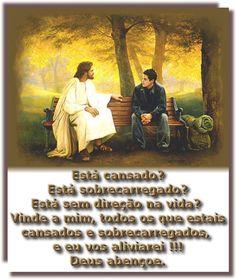 Confie no Poder de Jesus.