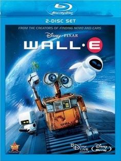 Wall-e was a stunning Disney Pixar movie, made for blu-ray technology!