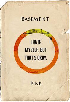 positivity poems basements pine lyrics feelings forward basement pine