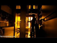 Extreme transformer home in Hong Kong: Gary Chang's 24 rooms in 1 - YouTube