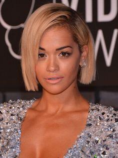 Rita Ora's new bob haircut from the 2013 VMAs