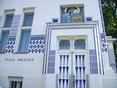Otto-Wagner-Villa_II #travel