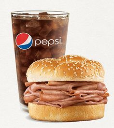 Coupon for a free Arby's Roast Beef Sandwich! (well w/ drink purchase…but still!)  Coupon—> http://www.coupondad.net/arbys-coupon-free-roast-beef-sandwich/
