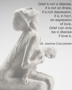 The Death of Grief, the Birth of Mental Illness -- a terrible turn in the care of the bereaved