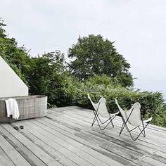 The Hillside Villa By Space Copenhagen – Design. Outdoor Spaces, Indoor Outdoor, Outdoor Living, Outdoor Decor, Exterior Design, Interior And Exterior, Hillside Villas, Space Copenhagen, Copenhagen Design