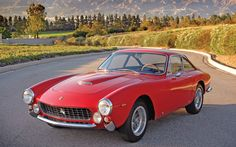 1962 Ferrari 250 GT Lusso