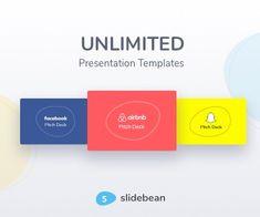Online Presentation, Business Presentation Templates, Company Profile Template, Free