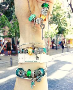 Tendance Bracelets  I wear this necklace all the time!!! it's perfect for summer along with my