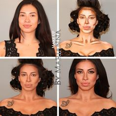 How To Contour Your Face and Chest? - Calgary, Edmonton, Montreal, Vancouver, Toronto, Ottawa, Winnipeg, AB
