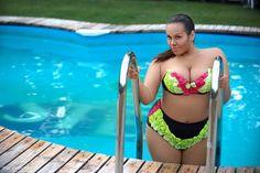 Russian curvy models, plus size beauty Tutu, Curvy Swimwear, Plus Size Swimsuits, Plus Size Beauty, Curvy Models, Beach Girls, Plus Size Model, Sexy Curves, Women