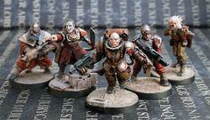 Inquisitor Retinue by Nordic-Dragon on deviantART