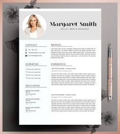 download free 20 best free resume cv templates psd