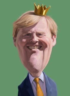 Dutch King Willem-Alexander