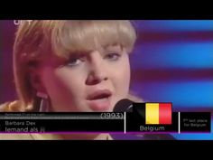 Eurovision Song Contest Last Places (1956-2016)