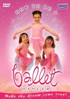 How To Be A Ballet Dancer [DVD] E1 Entertainment UK http://www.amazon.co.uk/dp/B0001DI4WW/ref=cm_sw_r_pi_dp_Hm5Vub0B6WHEW