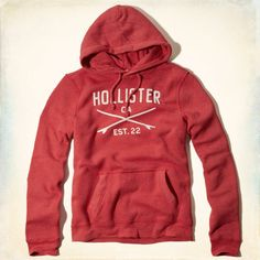 Warm up in a supersoft hoodie made from cozy fleece fabric. Featuring So  Cal inspired