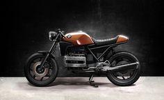 BMW K 100 project