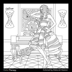 82 Best Color Therapy Ap Images Coloring Pages Coloring Books