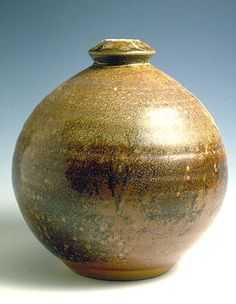 Robert Compton Wood Fired Vase