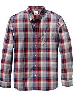 Men's Slim-Fit Shirts Product Image