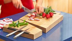 Got an afternoon? Make this cutting board and wow your family and friends at your next soiree!