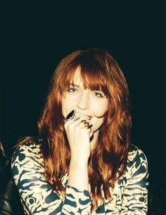 Happy birthday to the endlessly talented and incredibly beautiful Florence Welch. I want to thank you for your existence and your presence in the music industry. Florence Welch, Cyndi Lauper, Florence The Machines, Love Her Style, Hair Goals, New Hair, Redheads, Style Inspiration, Beauty