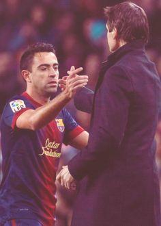 Xavi y Tito