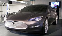 Tesla Model S Electric