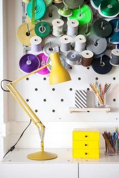 Oh Happy Day Studio Tour: Craft Area | Oh Happy Day! | Bloglovin'