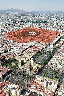 Ciudad Creativa's site plan. Credit CRA.