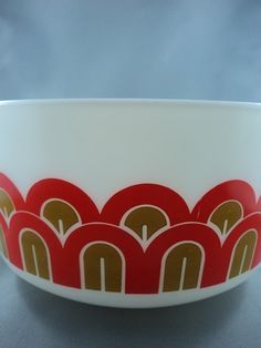 3 Quart Pyrex Casserole Dish in the 'Designs' by ElodieVintageHome, $24.00