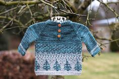 Ravelry: Anders pattern by Sorren Kerr. Oh this is so cute! I love love love the falling snow!