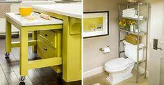 20 Increíbles y sencillas ideas para mantener organizados todos los espacios de tu hogar