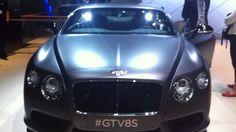 Bentley GTV8S | LA Auto Show